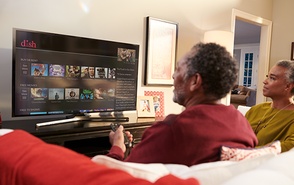 Customers 55+ Receive their first On Demand Movie Rental FREE Each Month from Schilling TV in Pittsfield, Massachusetts