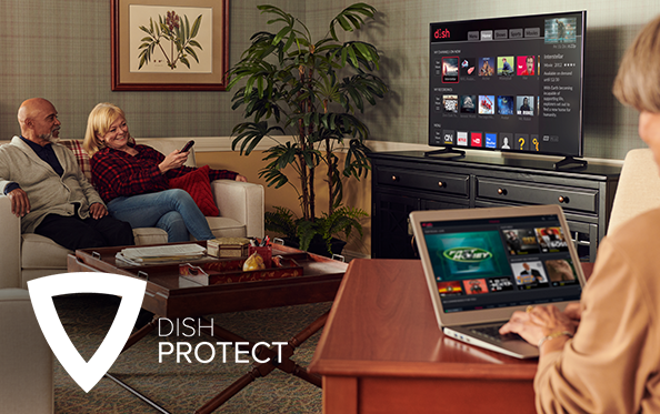 Get DISH Protect from Schilling TV in Pittsfield, Massachusetts