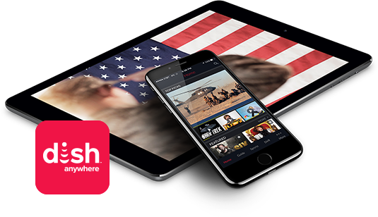 DISH Anywhere from Schilling TV in Pittsfield, Massachusetts - A DISH Authorized Retailer